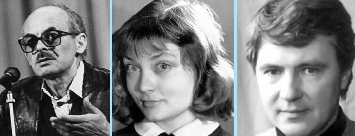 Муза Окуджавы, сноха Влади: одна из красивейших актрис Жанна Болотова