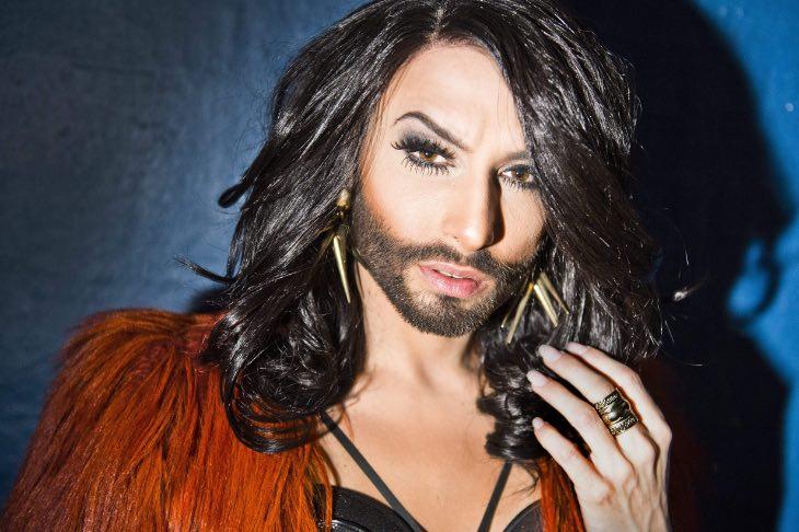 Как сейчас выглядит Кончита Вурст, просто не узнать: личная жизнь певца или певицы...