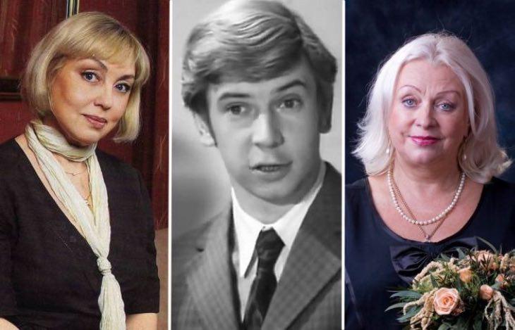 4 жены, 3-е детей и не сбывшиеся мечты красивого и талантливого Михаила Поляка, всего 48 лет жизни...
