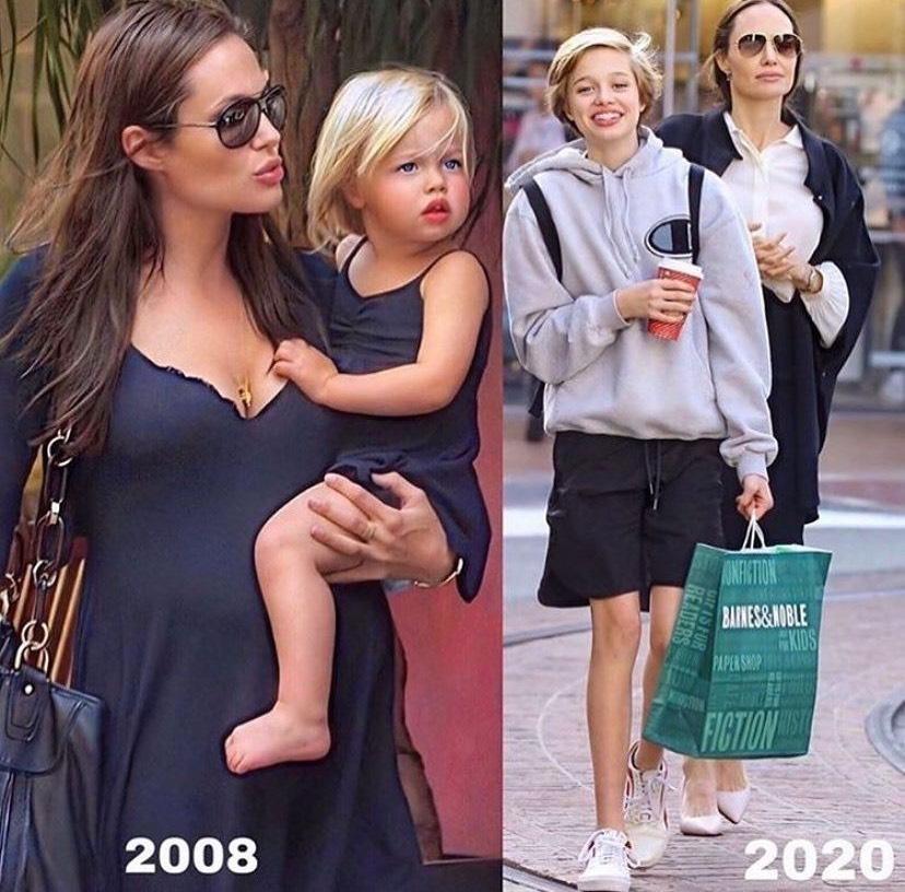 Дочь Брэда Питта и Анджелины Джоли готовят к операции по смене пола - пользователи сети возмущены