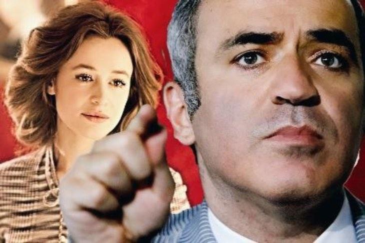 Преgательство Каспарова, вне6pачный ребенок в 40-лет. Как выглядит единственная дочь Марины Нееловой