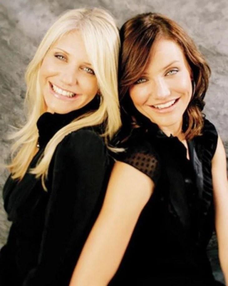 Как выглядят братья и сестры голливудских актеров: невероятное сходство!